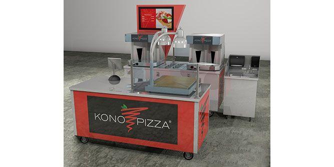 Kono Pizza slide 3