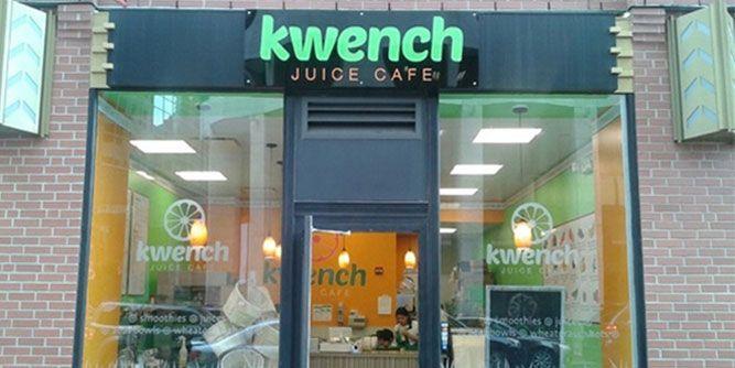 Kwench Juice Cafe slide 1