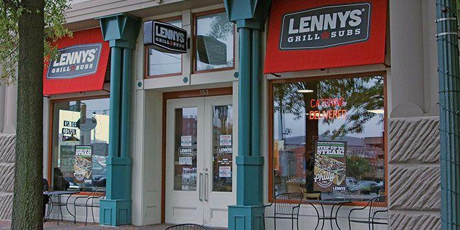 Lennys Grill & Subs slide 1