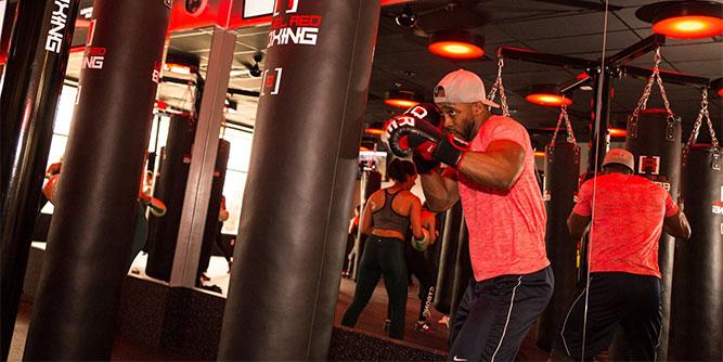 Level Red Boxing slide 9