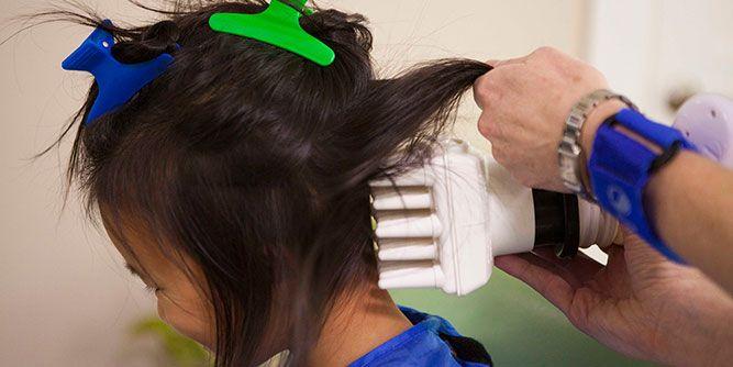 Lice Clinics of America slide 3