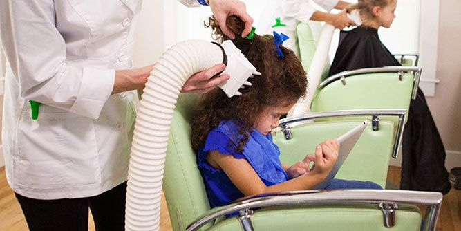 Lice Clinics of America slide 4