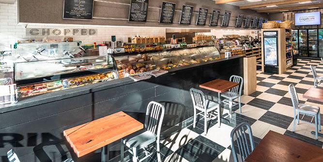 Long Island Bagel Café slide 3
