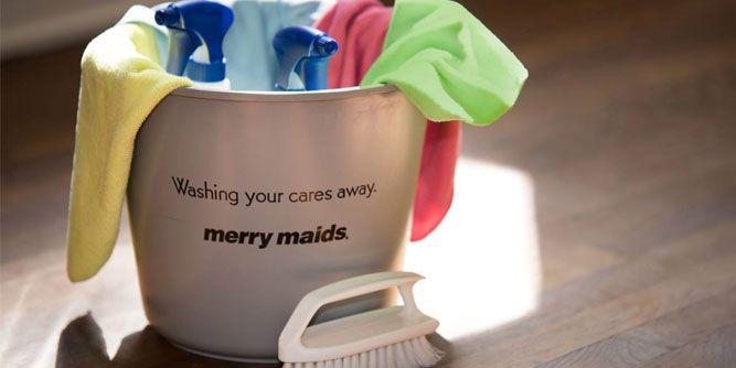 Merry Maids slide 5