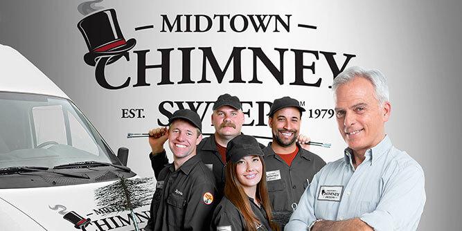 Midtown Chimney Sweeps slide 1