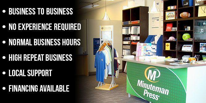 Minuteman Press International slide 4