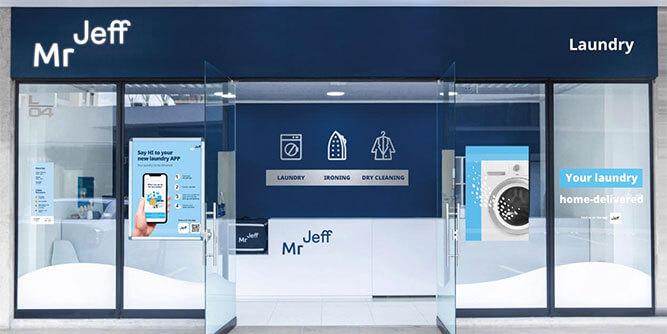 Mr Jeff - Laundry Franchise slide 3