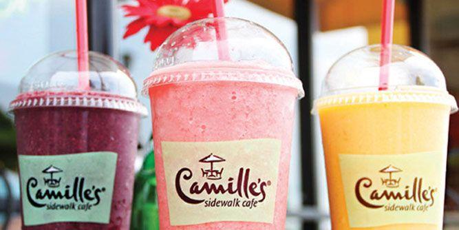 My Camille's Café slide 3