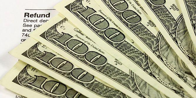 Nstant Money Tax Service slide 1