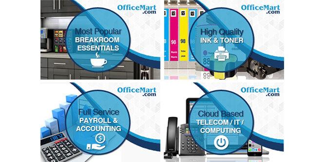 Office Mart slide 3