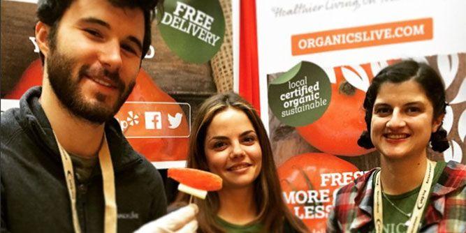 Organics Live slide 5