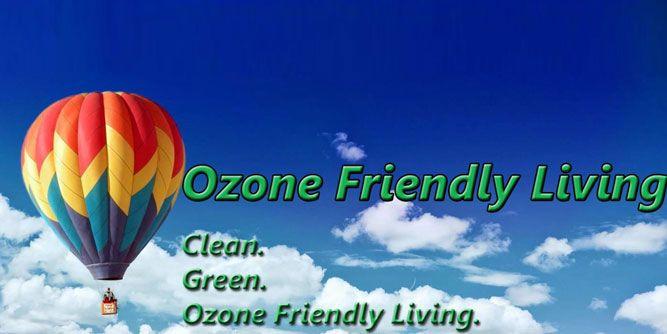 Ozone Friendly Living slide 1