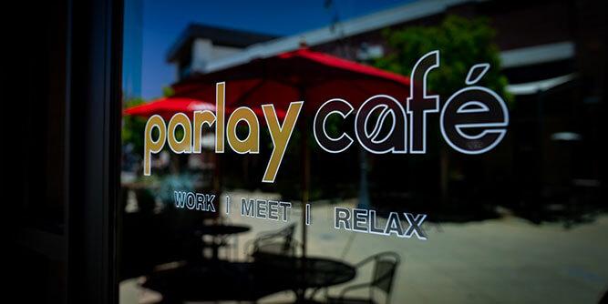 Parlay Café - Work, Meet, Relax slide 10