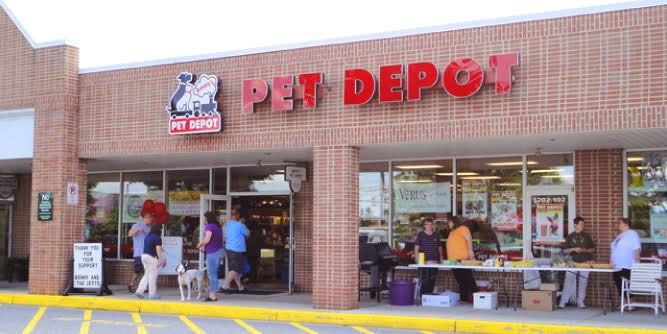 Pet Depot slide 5