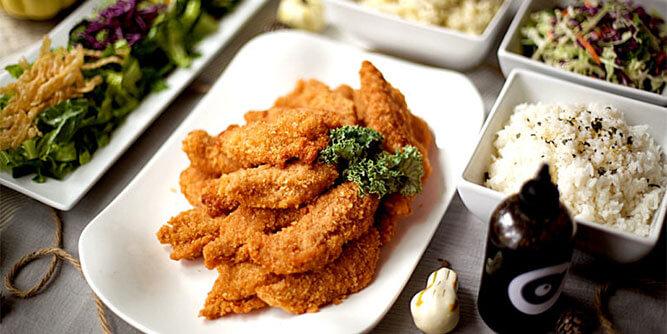 Ponko Chicken slide 1