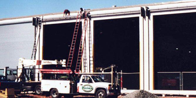 Precision Overhead Garage Door Service slide 4