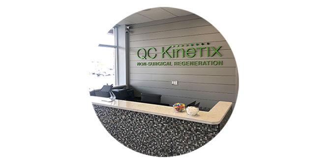 QC Kinetix - Non-Surgical Regeneration slide 4