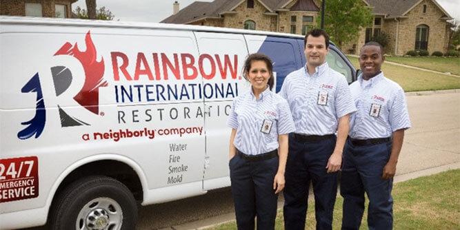 Rainbow International Restoration slide 1