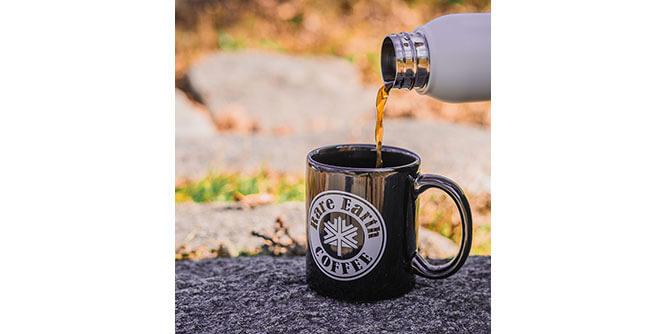 Rare Earth Coffee slide 6