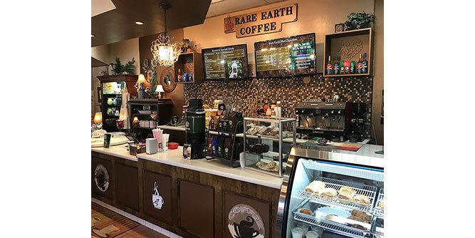 Rare Earth Coffee slide 7