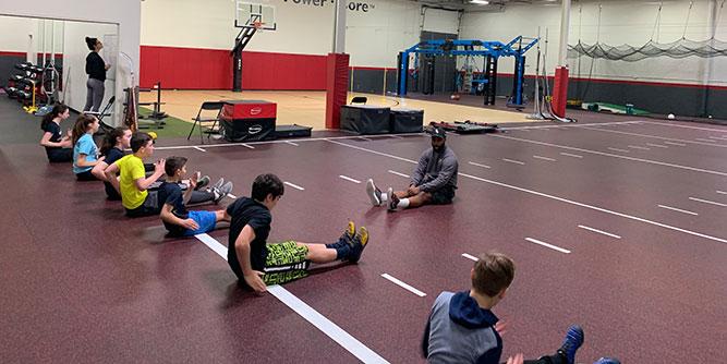 RedLine Athletics - Youth Athletic Training Centers slide 1