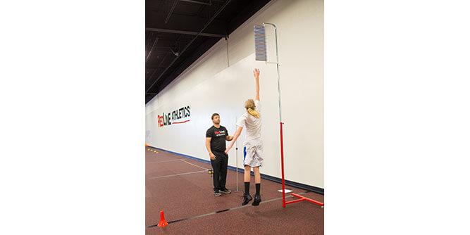 RedLine Athletics - Youth Athletic Training Centers slide 2