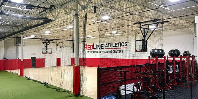 RedLine Athletics - Youth Athletic Training Centers slide 3