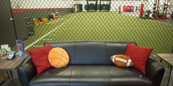 RedLine Athletics - Youth Athletic Training Centers slide 4