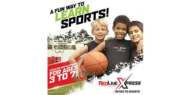 RedLine Athletics - Youth Athletic Training Centers slide 6