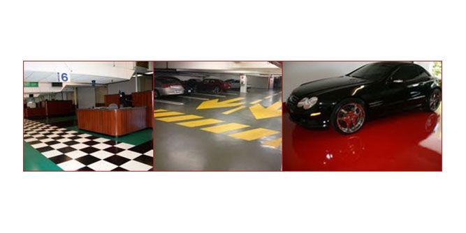 REDRHINO Epoxy Flooring slide 1