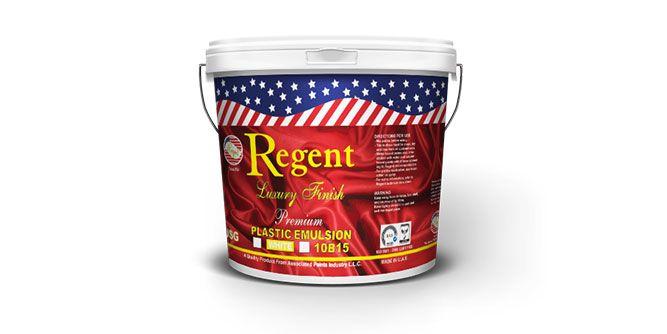Regent Paints slide 2