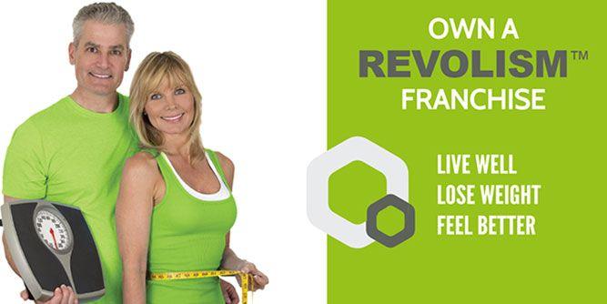 REVOLISM - Wellness & Weight Loss slide 1