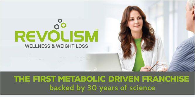 REVOLISM - Wellness & Weight Loss slide 2
