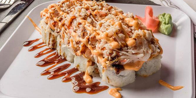 Rock n Roll Sushi slide 1