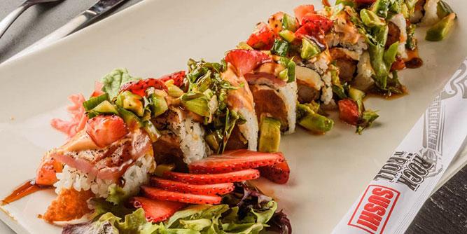 Rock n Roll Sushi slide 5