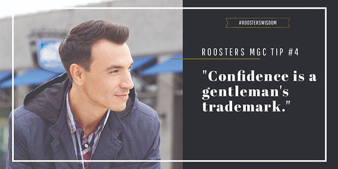 Roosters Men's Grooming Center slide 1