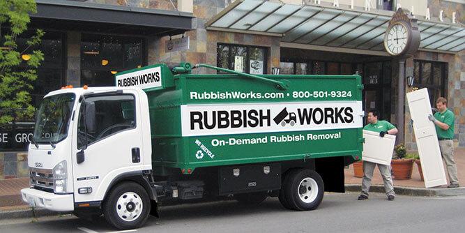 Rubbish Works slide 1