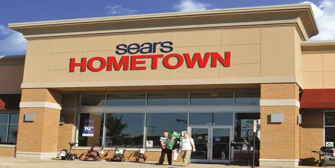 Sears Hometown & Outlet Stores slide 5