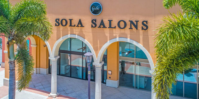Sola Salon Studios slide 1