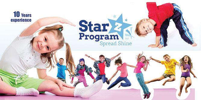 Starz Program slide 1