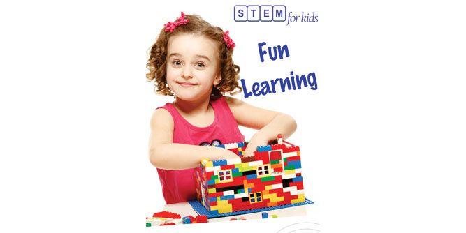 STEM for Kids slide 3