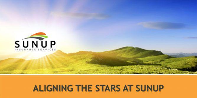 SUNUP Insurance Services slide 1