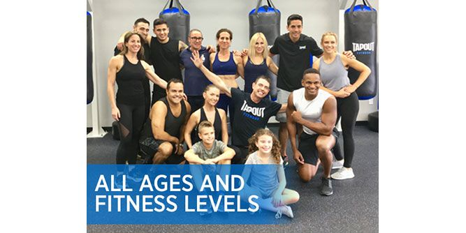 Tapout Fitness slide 2