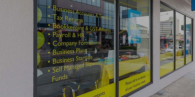 TaxAssist Accountants slide 1