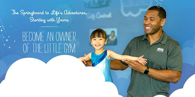 The Little Gym slide 2