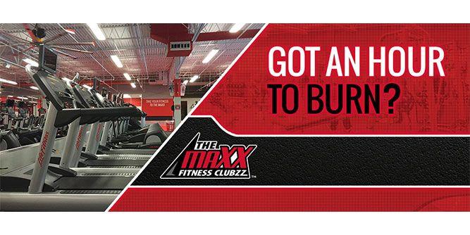 The Maxx Fitness Clubzz slide 1