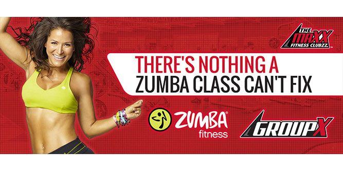 The Maxx Fitness Clubzz slide 4