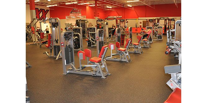 The Maxx Fitness Clubzz slide 8