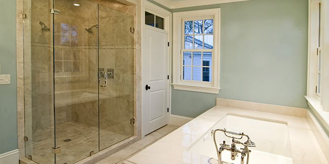 The Original Frameless Shower Doors slide 2