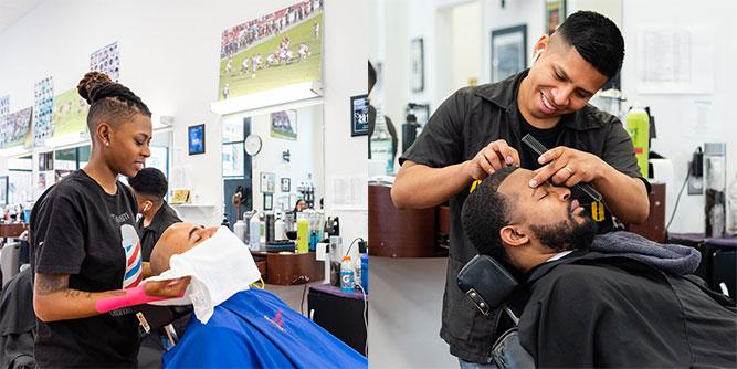The Ultimate Barber slide 3